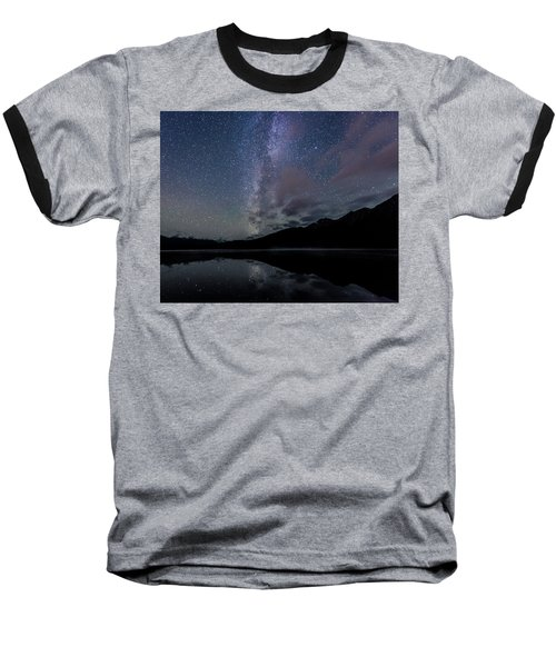 Power Of The Pyramid Baseball T-Shirt