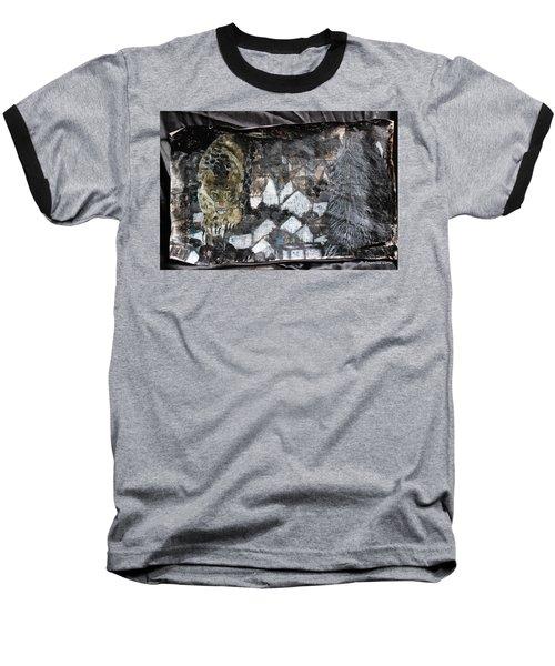 Power Strolled Onto The World Baseball T-Shirt
