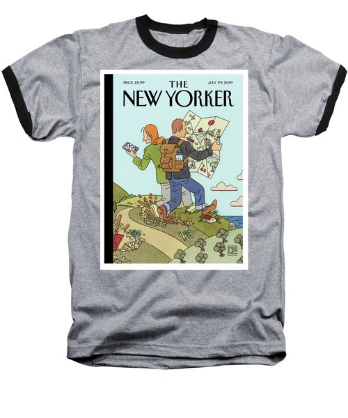 Power Trip Baseball T-Shirt