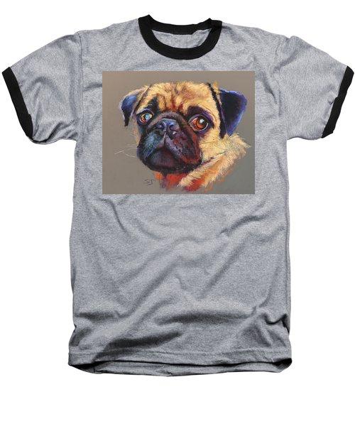 Precious Pug Baseball T-Shirt