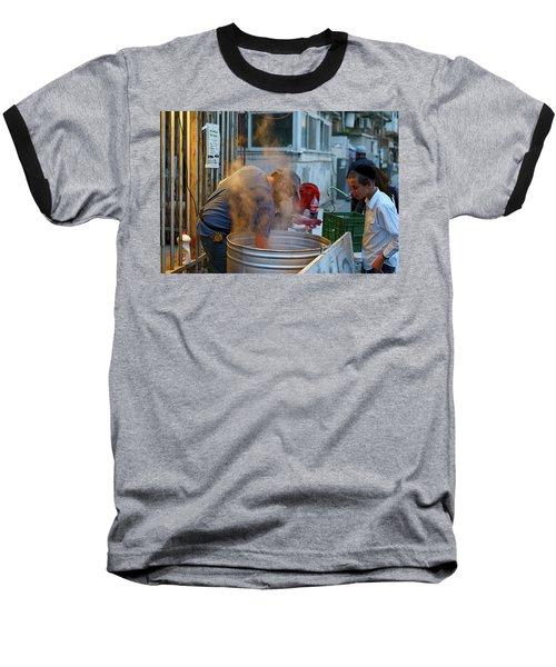 Preparing Dishes For Passover Baseball T-Shirt