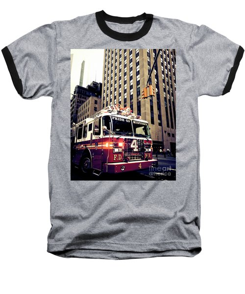 Pride Of Midtown Baseball T-Shirt