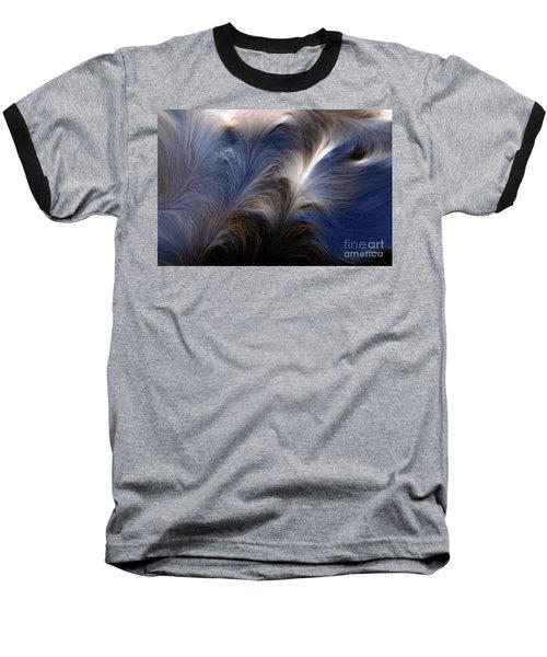 Psalms 27 14. Wait On The Lord Baseball T-Shirt