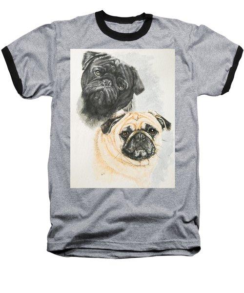 Pug Brothers Baseball T-Shirt