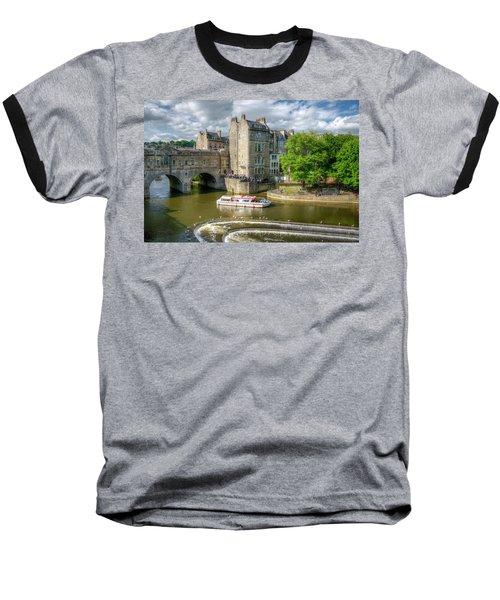 Pulteney Bridge Baseball T-Shirt