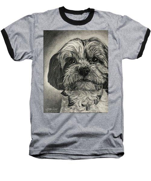 Puppers Baseball T-Shirt