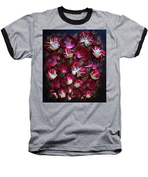 Purple Radicchio Baseball T-Shirt