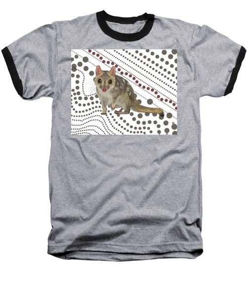 Q Is For Quoll Baseball T-Shirt