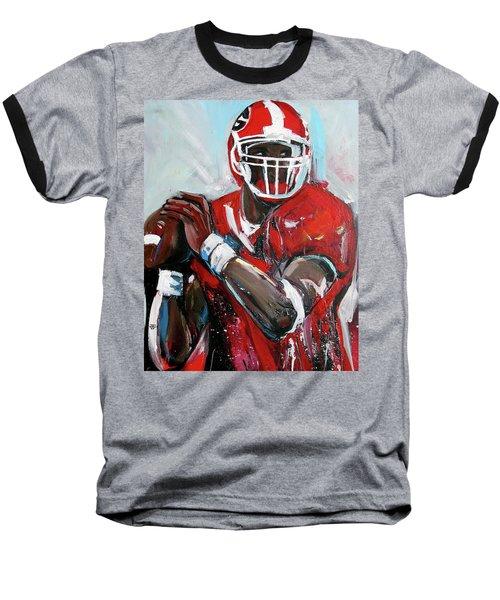Quarterback Baseball T-Shirt