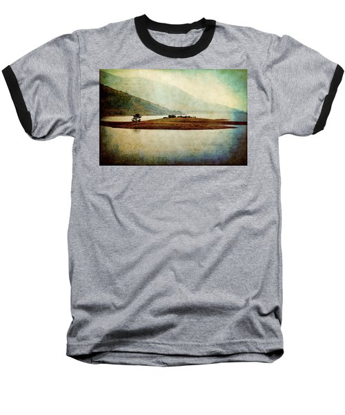 Baseball T-Shirt featuring the photograph Quiet Before The Storm by Milena Ilieva