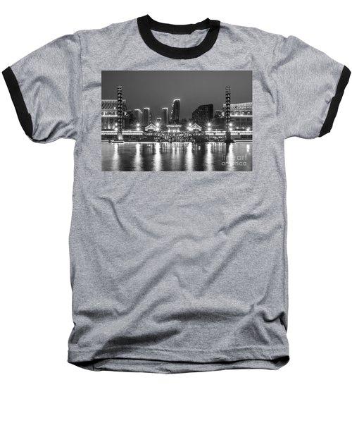 Qujingde Garden Baseball T-Shirt