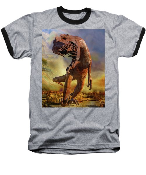 Raaawwwrrr Baseball T-Shirt