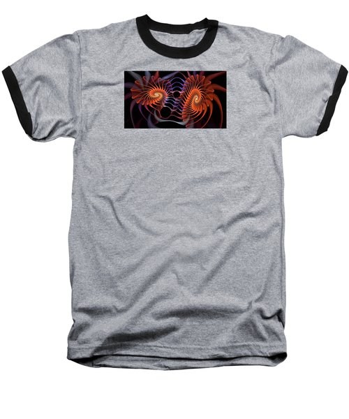Rainbow Velcro Baseball T-Shirt