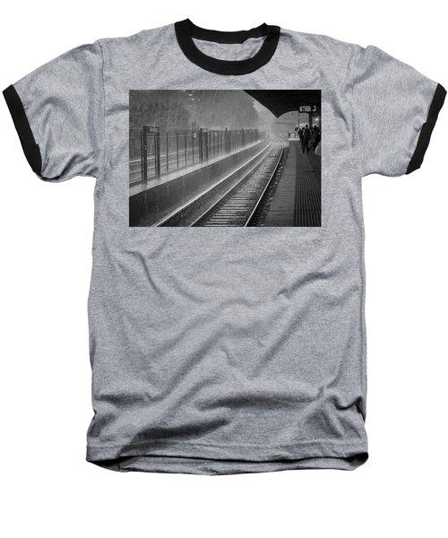 Rainy Days And Metro Baseball T-Shirt