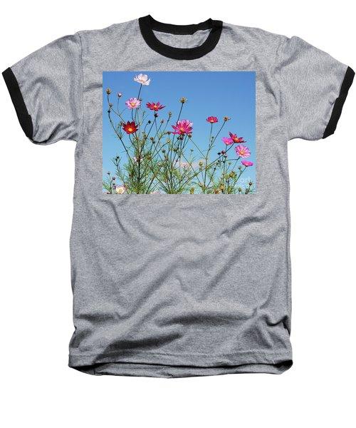 Reach For The Cosmos Baseball T-Shirt