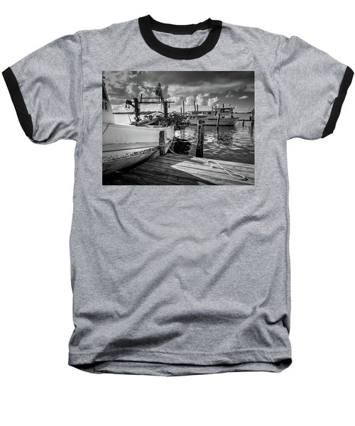 Ready To Go In Bw Baseball T-Shirt