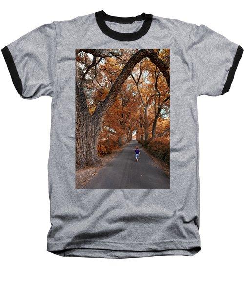 Redhead Fall Walkabout Baseball T-Shirt