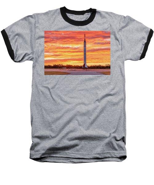 Redstone At Dawn Baseball T-Shirt