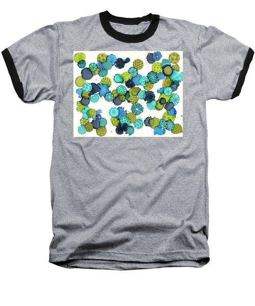 Reef Encounter #5 Baseball T-Shirt