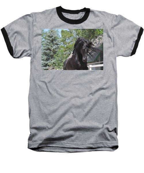 Regal Power Baseball T-Shirt