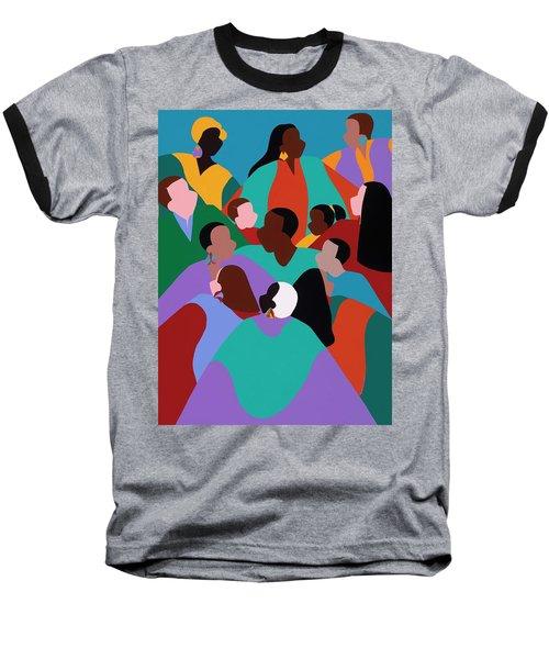 Resilience Baseball T-Shirt