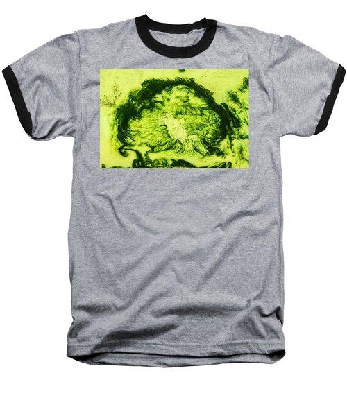 Rhapsody In Green Baseball T-Shirt