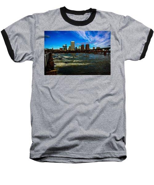 Richmond On The James  Baseball T-Shirt