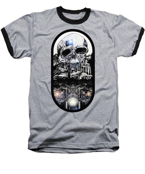 Colorado Rider Baseball T-Shirt