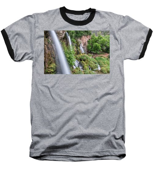 Rifle Falls Baseball T-Shirt