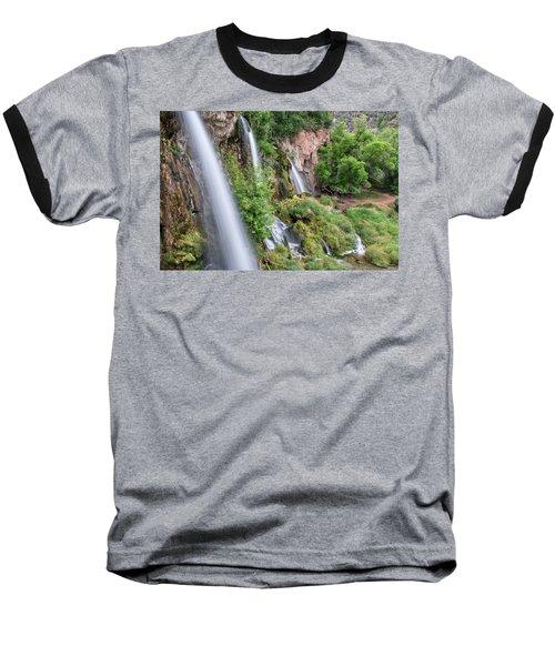 Rifle Falls Baseball T-Shirt