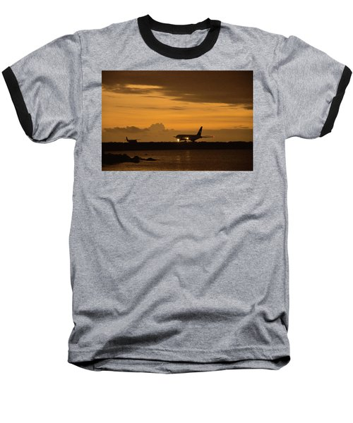 Right Of Way Baseball T-Shirt