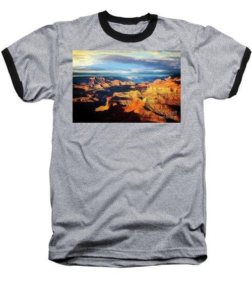 Rim To Rim Baseball T-Shirt