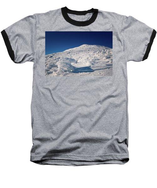 Rime And Snow, And Mountain Trolls. Baseball T-Shirt