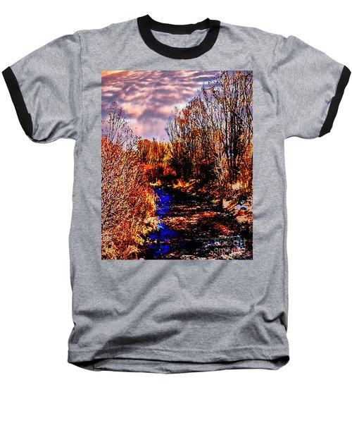 Rio Taos Bosque V Baseball T-Shirt