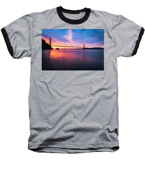 Rise With Me- Baseball T-Shirt