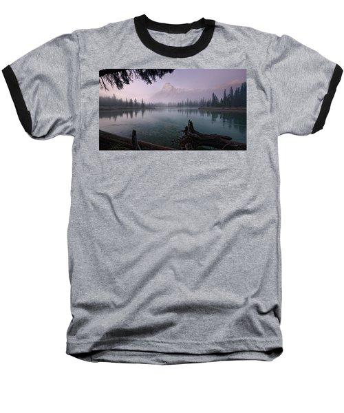 Rising From The Fog Baseball T-Shirt