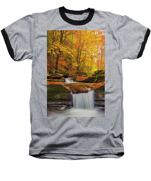 River Rapid Baseball T-Shirt