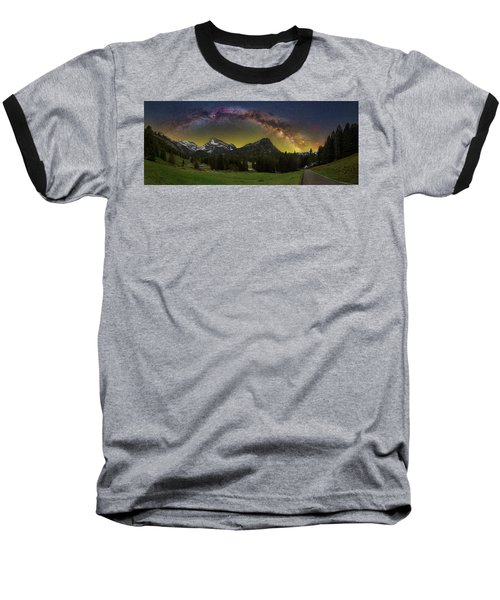 Road To Heaven Baseball T-Shirt