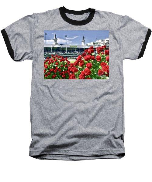 Road To The Roses Baseball T-Shirt