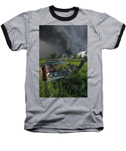 Road's End  Baseball T-Shirt