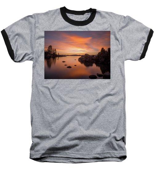 Rock Balance Baseball T-Shirt