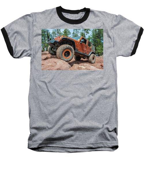Rock Crawlin Baseball T-Shirt