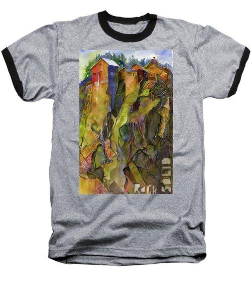 Rock Solid Baseball T-Shirt