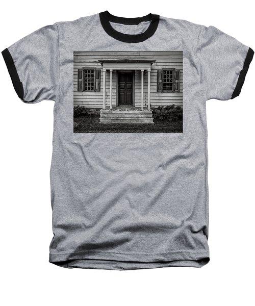 Rockingham Porch Baseball T-Shirt