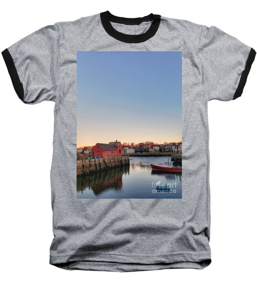 Rockport Massachusetts  Baseball T-Shirt