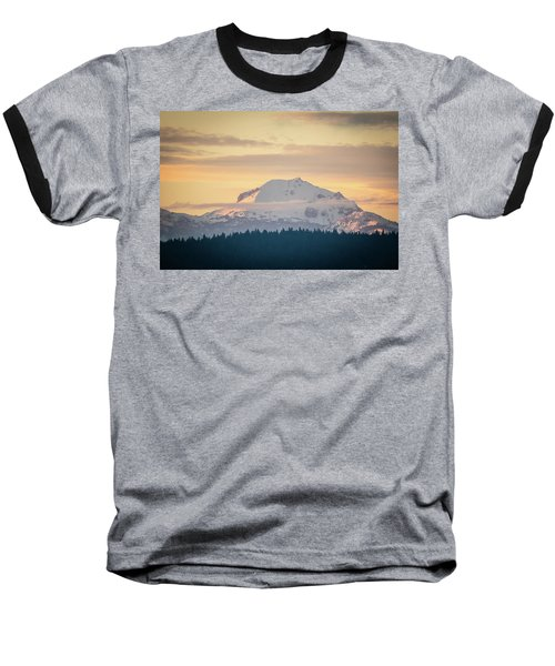 Rocky Cathedrals That Reach To The Sky Baseball T-Shirt