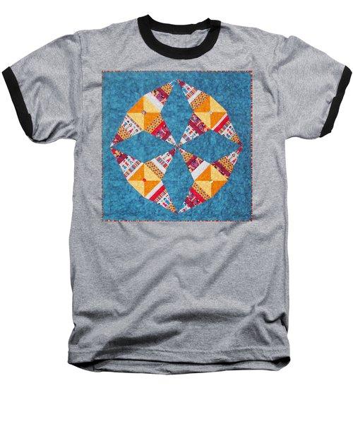 Rocky Road To Kansas Baseball T-Shirt