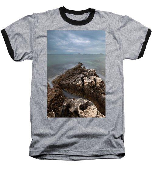 Rocky Triangle Baseball T-Shirt