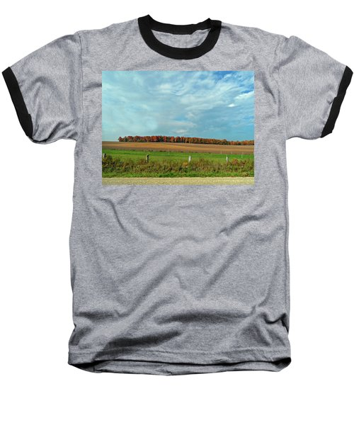 Rolling North Baseball T-Shirt