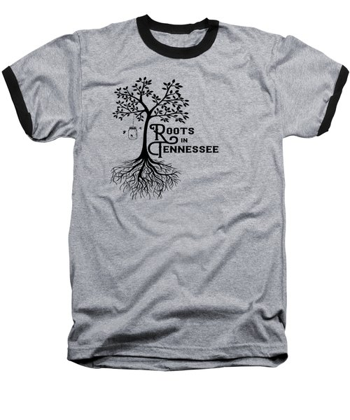 Roots In Tn Baseball T-Shirt